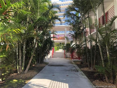 Photo of 9040 Collins Ave #111, Surfside, FL 33154 (MLS # A11035331)