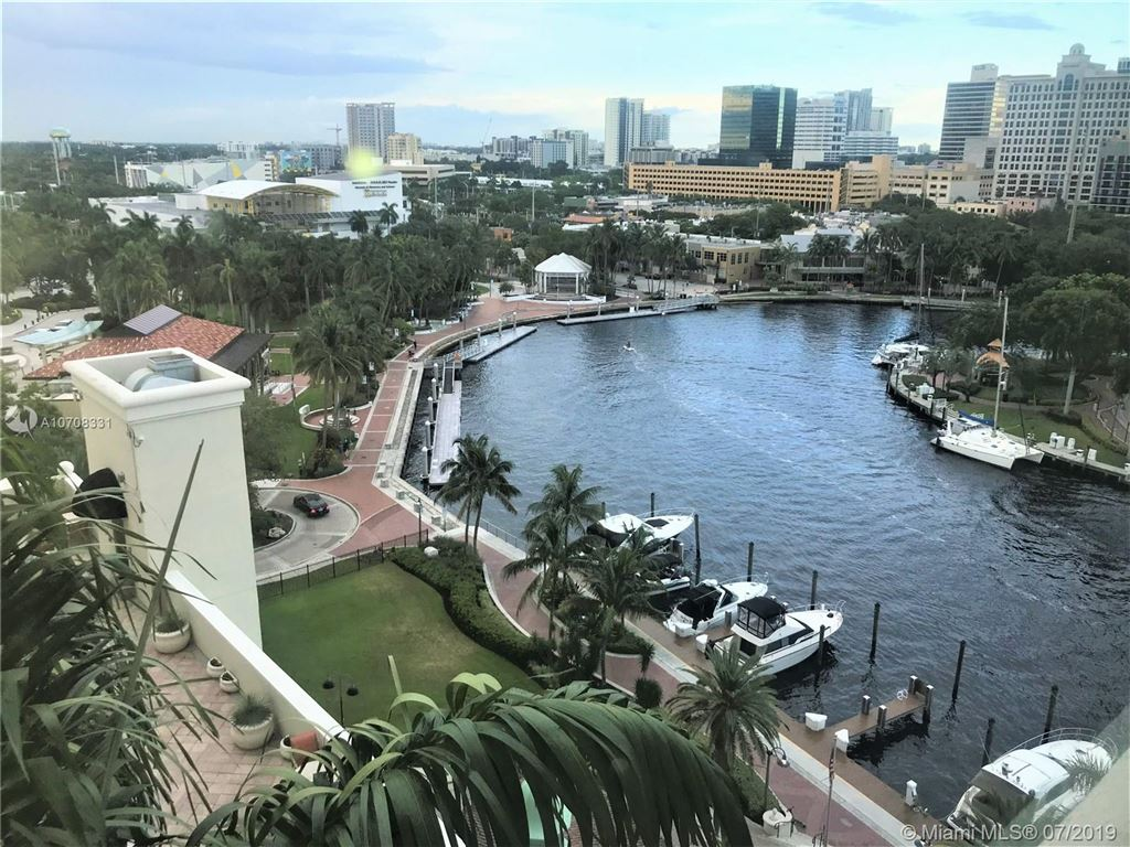 Photo of 600 W Las Olas Blvd #1106S, Fort Lauderdale, FL 33312 (MLS # A10708331)