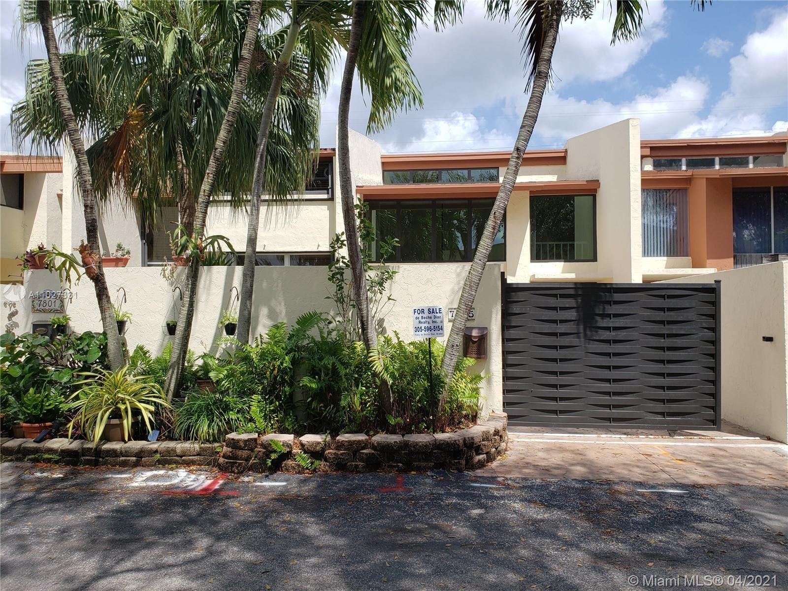 7805 SW 103rd Pl #7805, Miami, FL 33173 - #: A11027331