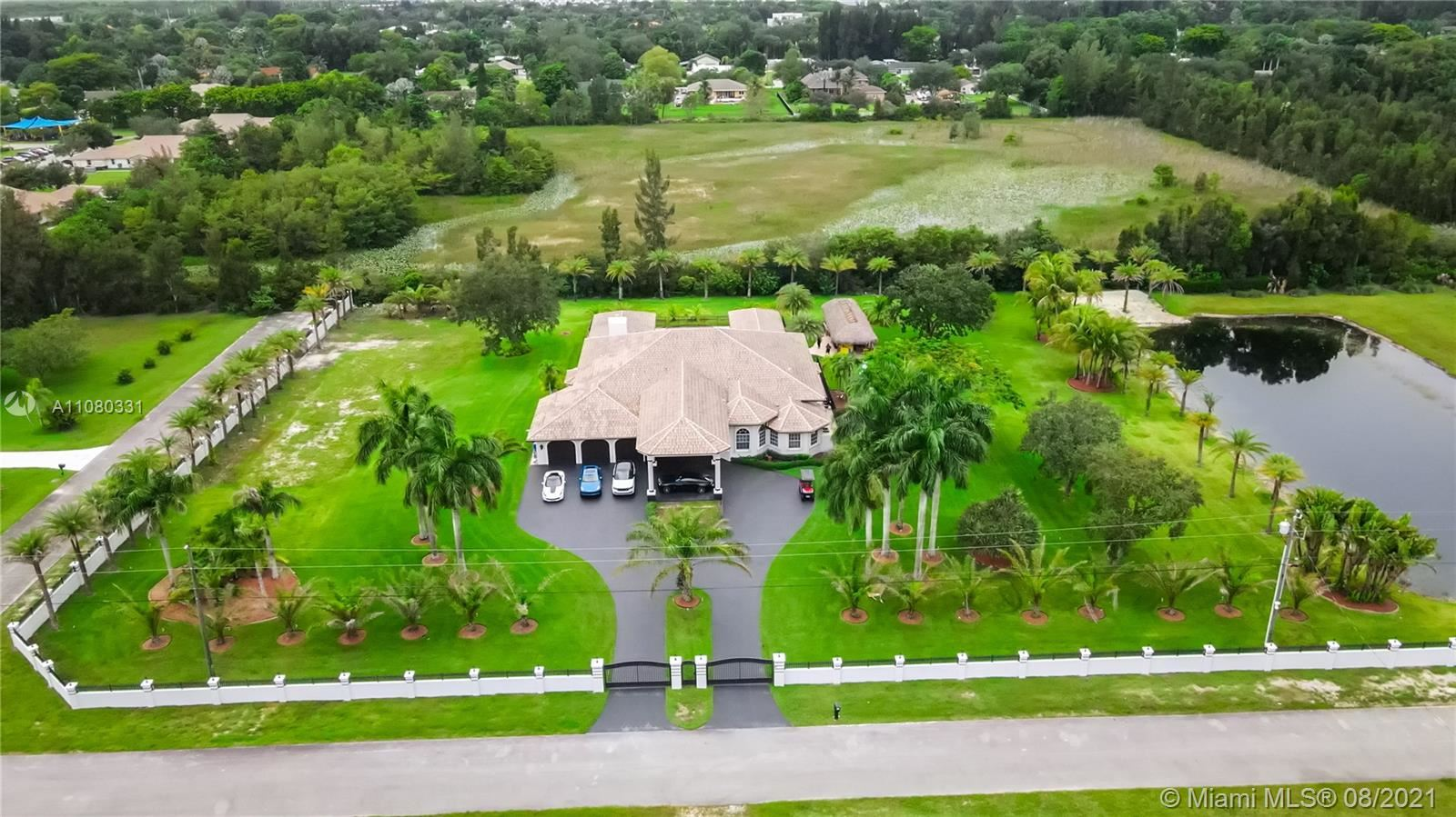 5655 SW 192nd Ter, SouthWest Ranches, FL 33332 - #: A11080331