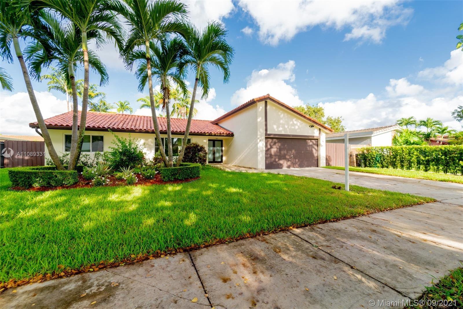 10930 SW 138th Ave, Miami, FL 33186 - #: A11089331