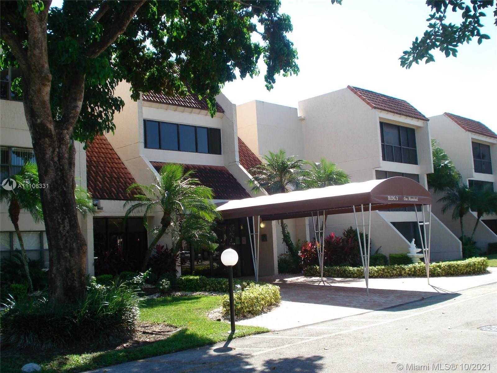 100 Lakeview Dr #202, Weston, FL 33326 - #: A11106331