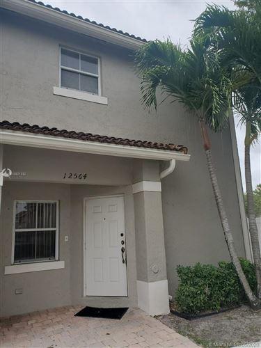 Photo of 12564 SW 53rd Ct #12564, Miramar, FL 33027 (MLS # A10821332)