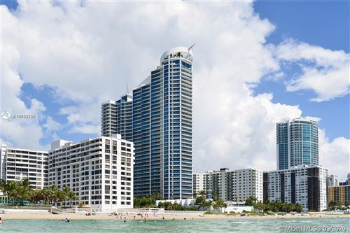 Photo of 3101 S Ocean Dr #506, Hollywood, FL 33019 (MLS # A10932332)