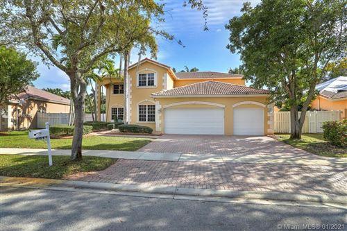 Photo of 3511 SW 145th Ave, Miramar, FL 33027 (MLS # A10982332)