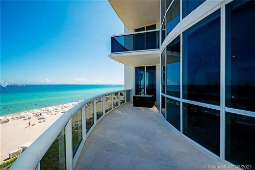 Photo of 18101 Collins Ave #609, Sunny Isles Beach, FL 33160 (MLS # A11008332)