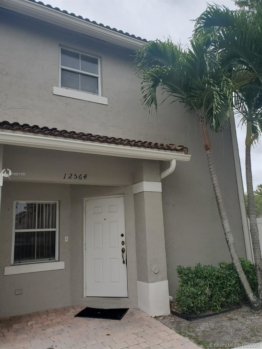 12564 SW 53rd Ct #12564, Miramar, FL 33027 - MLS#: A10821332