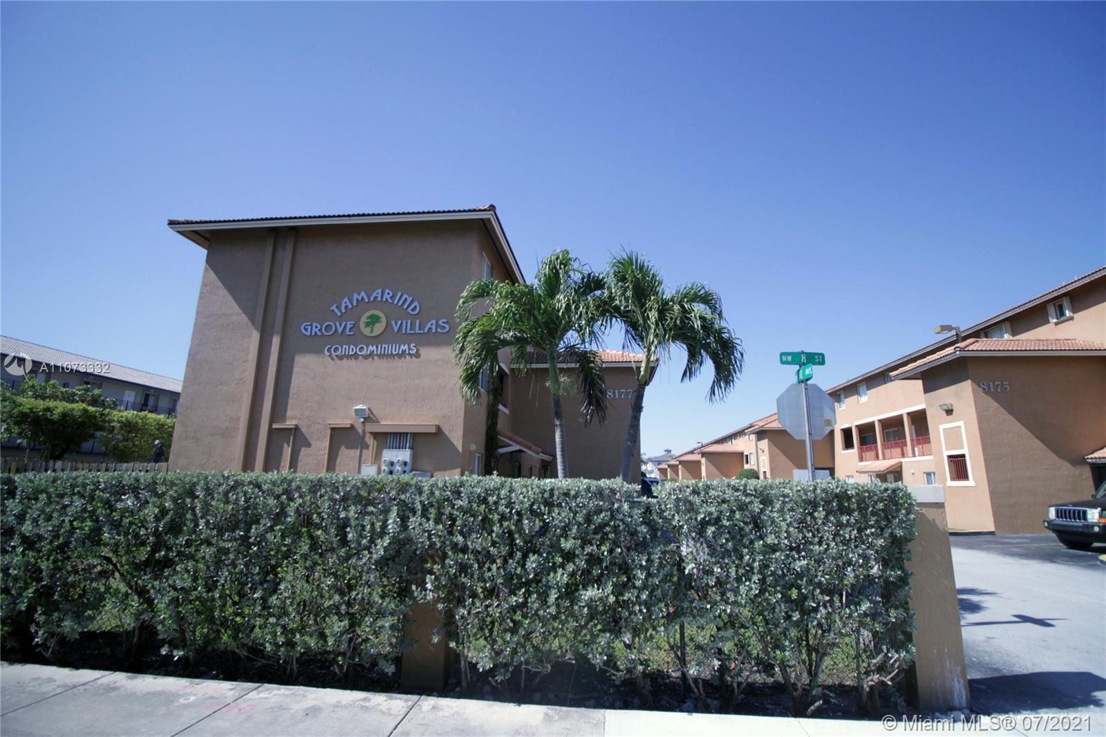 8175 NW 8th St #A7, Miami, FL 33126 - #: A11073332