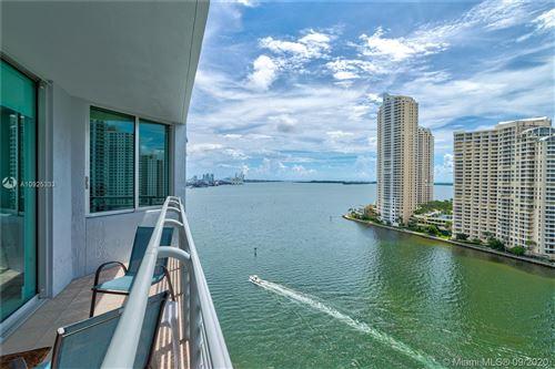 Photo of 325 S Biscayne Blvd #1821, Miami, FL 33131 (MLS # A10925333)