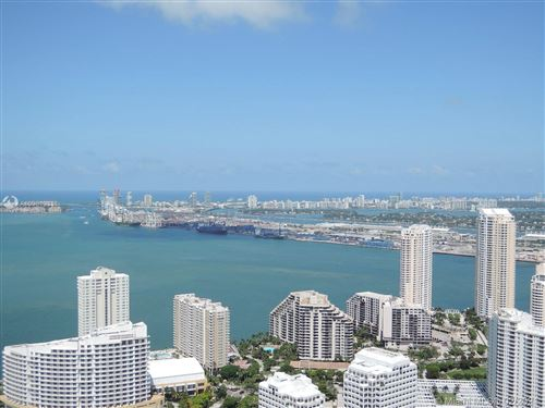 Photo of 950 Brickell Bay Dr #5608, Miami, FL 33131 (MLS # A10981333)