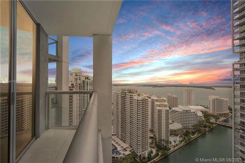 Photo of 475 Brickell Ave #3707, Miami, FL 33131 (MLS # A11041333)
