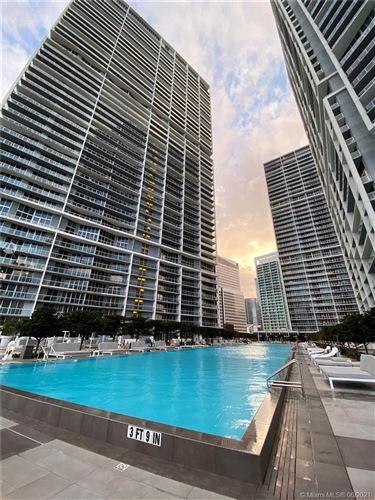 Photo of 485 Brickell Ave #2804, Miami, FL 33131 (MLS # A11048333)
