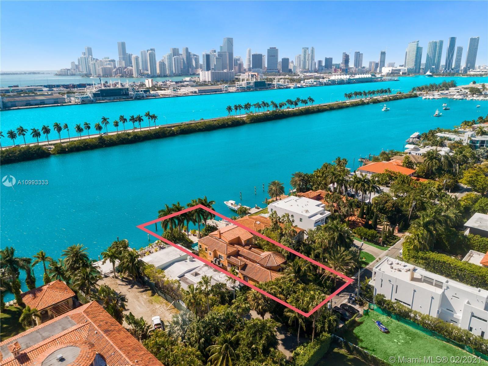 222 S Coconut Ln, Miami Beach, FL 33139 - #: A10993333
