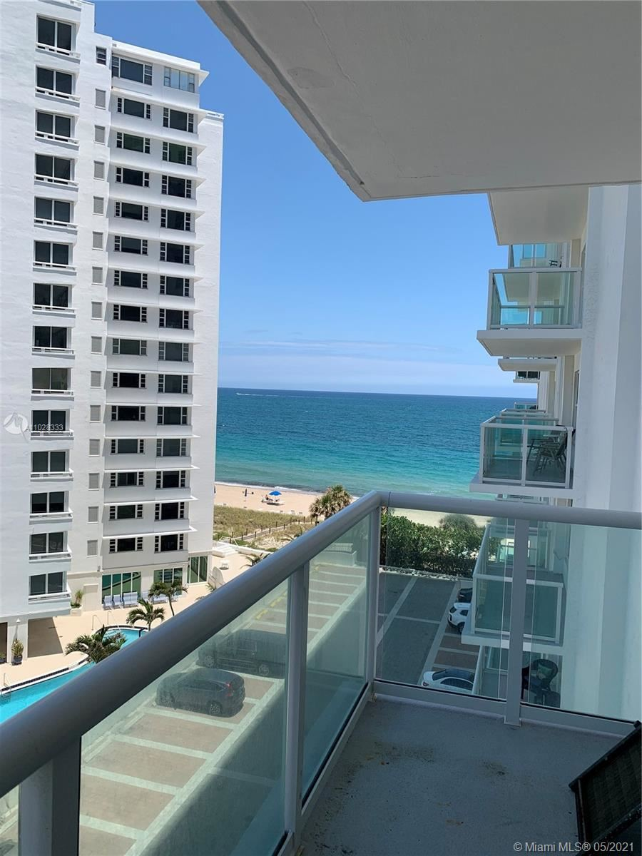 Photo of 3550 Galt Ocean Dr #608, Fort Lauderdale, FL 33308 (MLS # A11028333)