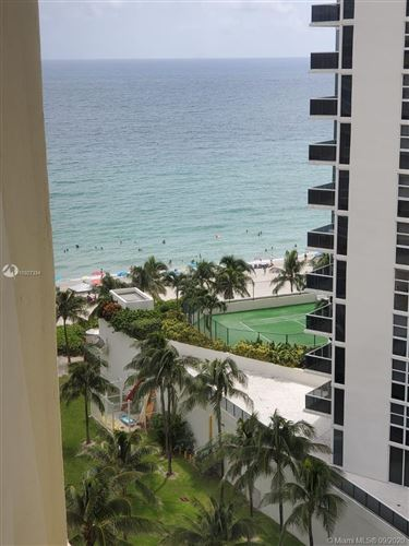 Photo of 19201 N Collins Ave #1042, Sunny Isles Beach, FL 33160 (MLS # A10927334)