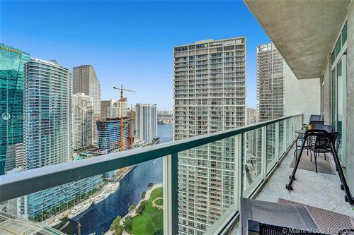 Photo of 500 Brickell Ave #LPH-05, Miami, FL 33131 (MLS # A10949334)