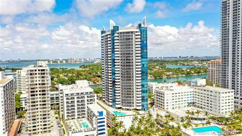 Photo of 6301 Collins Ave #1103, Miami Beach, FL 33141 (MLS # A11045334)
