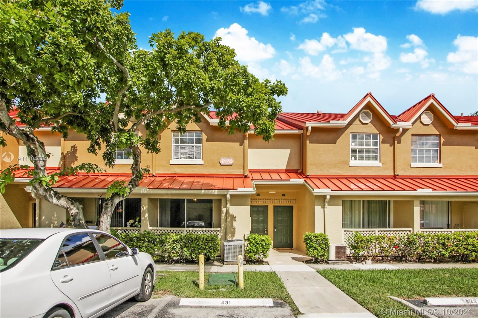 18352 NW 68th Ave #D, Hialeah, FL 33015 - #: A11104334