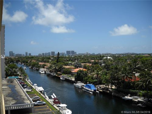 Photo of 2020 NE 135th St #707, North Miami, FL 33181 (MLS # A10594335)