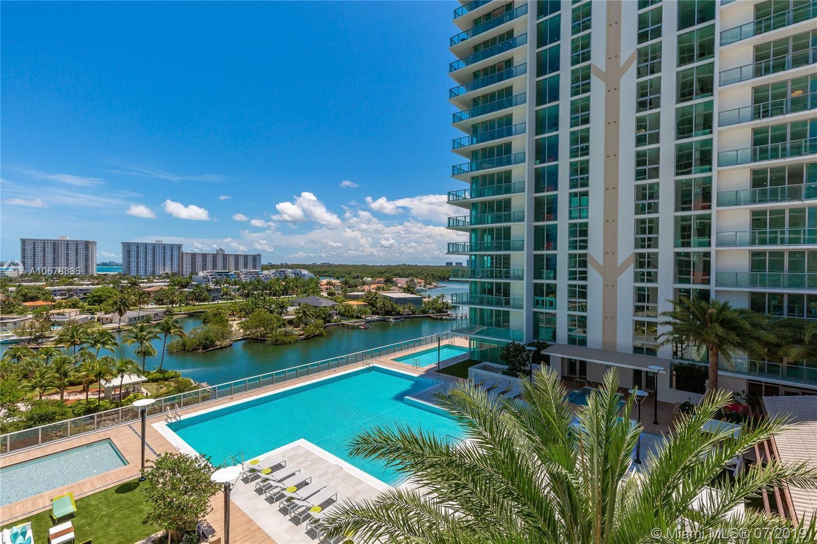 300 Sunny Isles Blvd #4-807, Sunny Isles, FL 33160 - #: A10678335