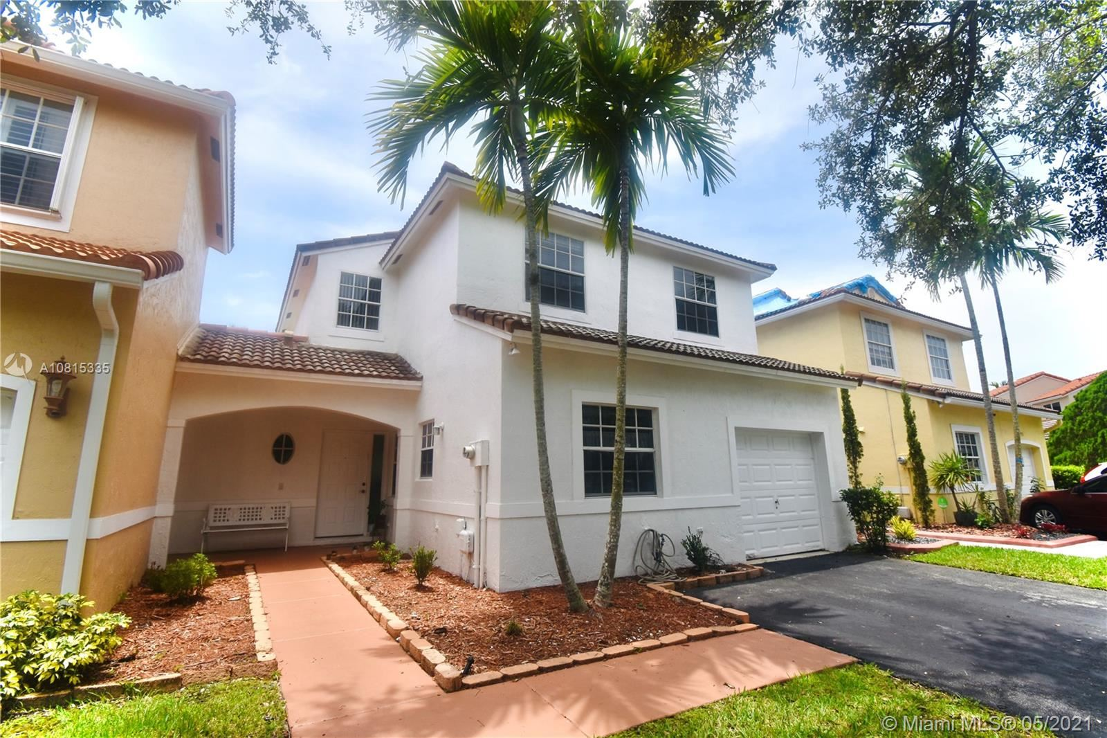961 SW 178th Way, Pembroke Pines, FL 33029 - #: A10815335