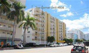 Photo of 1340 Lincoln Rd #808, Miami Beach, FL 33139 (MLS # A10539336)