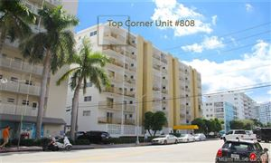 Photo of 1340 Lincoln Rd #808, Miami Beach, FL 33139 (MLS # A10539336)