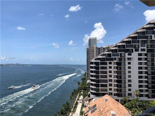 Photo of 540 Brickell Key Dr #1227, Miami, FL 33131 (MLS # A10864336)