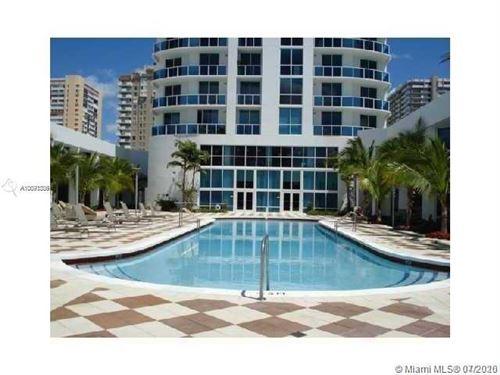 Photo of 1945 S Ocean Dr #1012, Hallandale Beach, FL 33009 (MLS # A10891336)