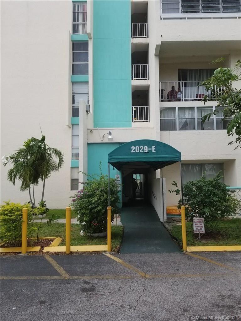 Photo of 2029 NW 46th Ave #E406, Lauderhill, FL 33313 (MLS # A11003336)