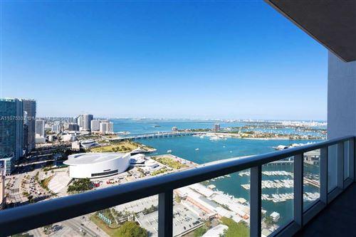 Photo of 244 Biscayne Blvd #4704, Miami, FL 33132 (MLS # A11075337)