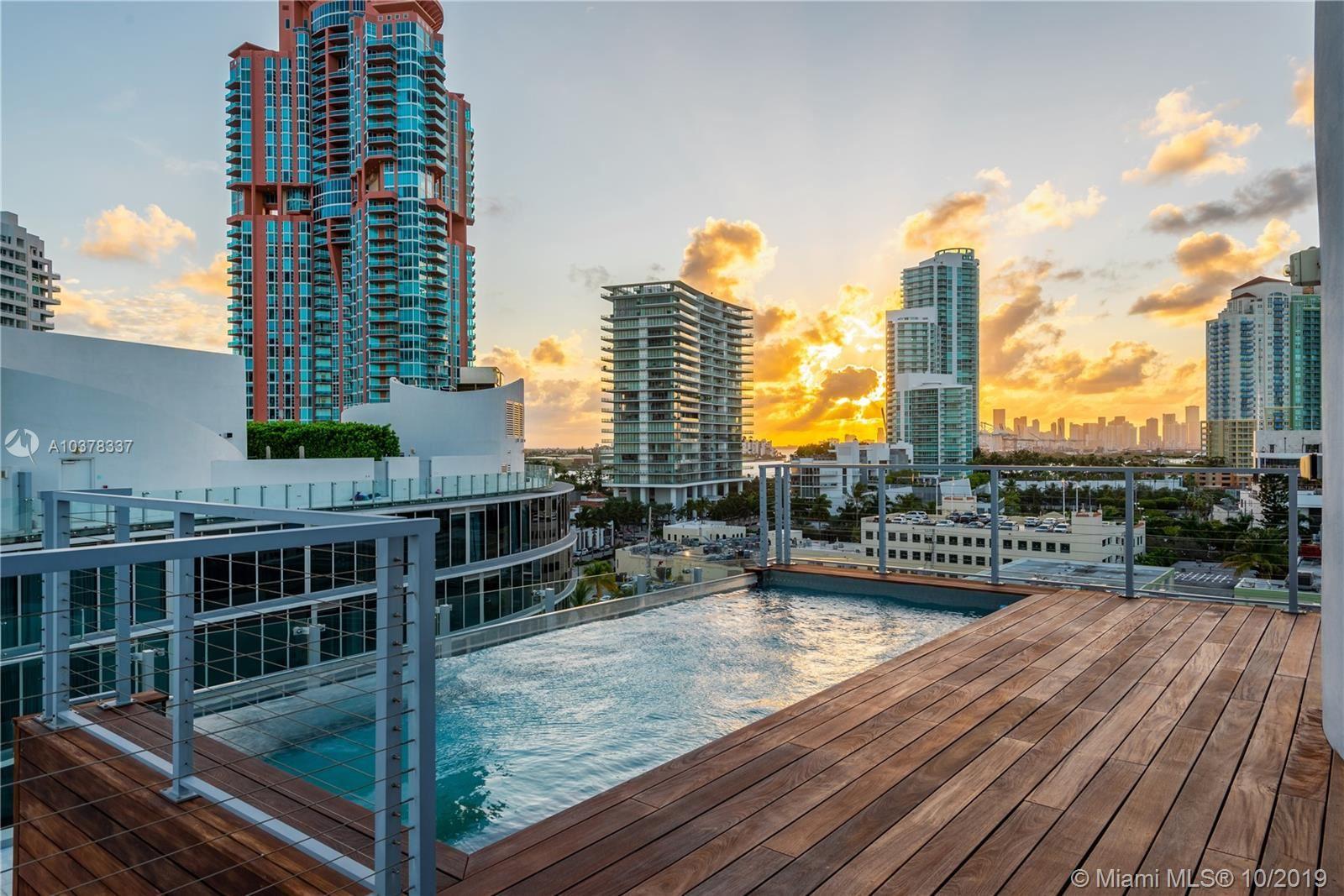 1 Collins Avenue #707, Miami Beach, FL 33139 - #: A10378337