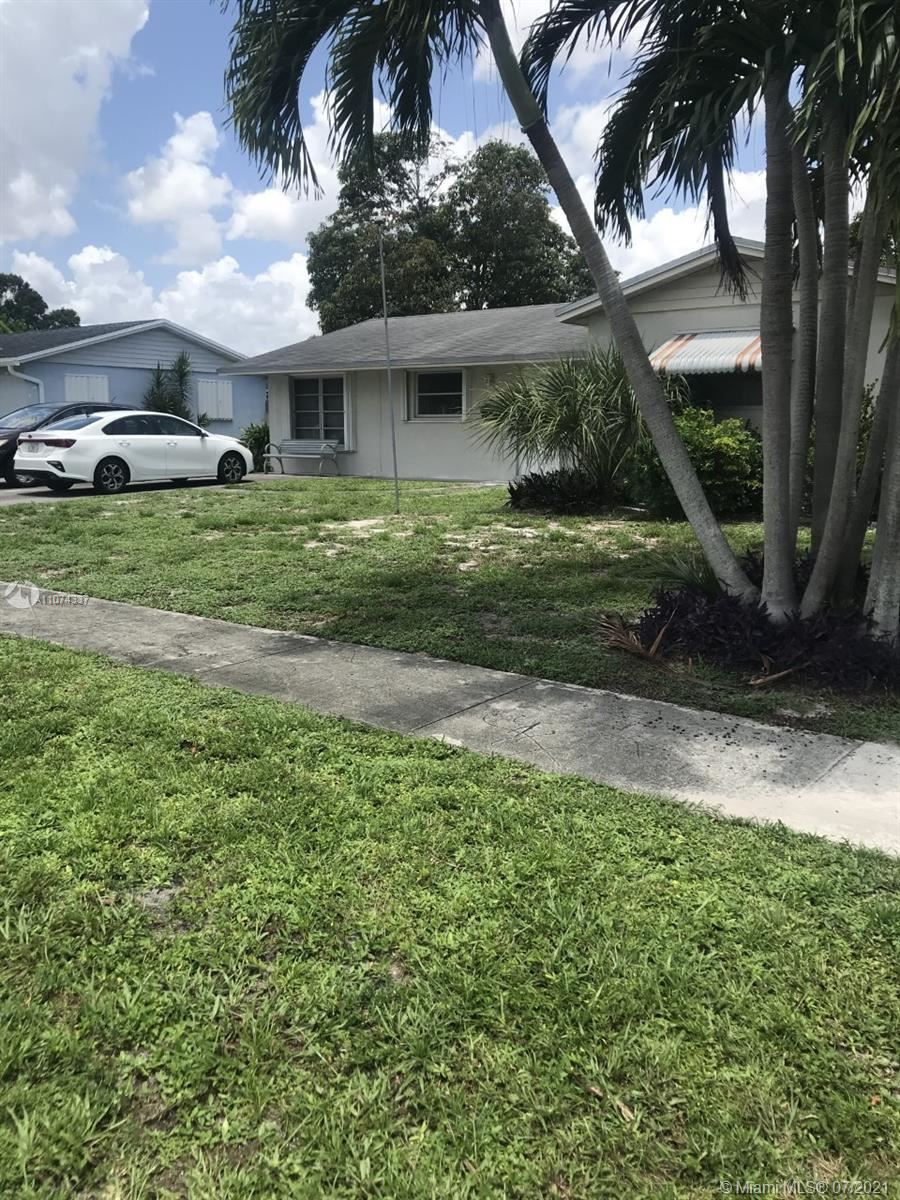 Photo of 6721 NW 6 Court, Margate, FL 33063 (MLS # A11074337)