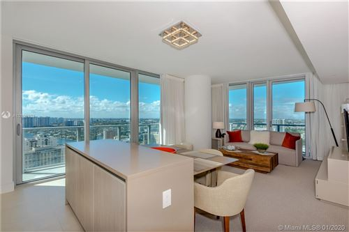 Photo of 4111 S Ocean Dr #2711, Hollywood, FL 33019 (MLS # A10799338)
