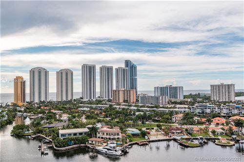 Photo of 400 Sunny Isles Blvd #1704, Sunny Isles Beach, FL 33160 (MLS # A11048338)