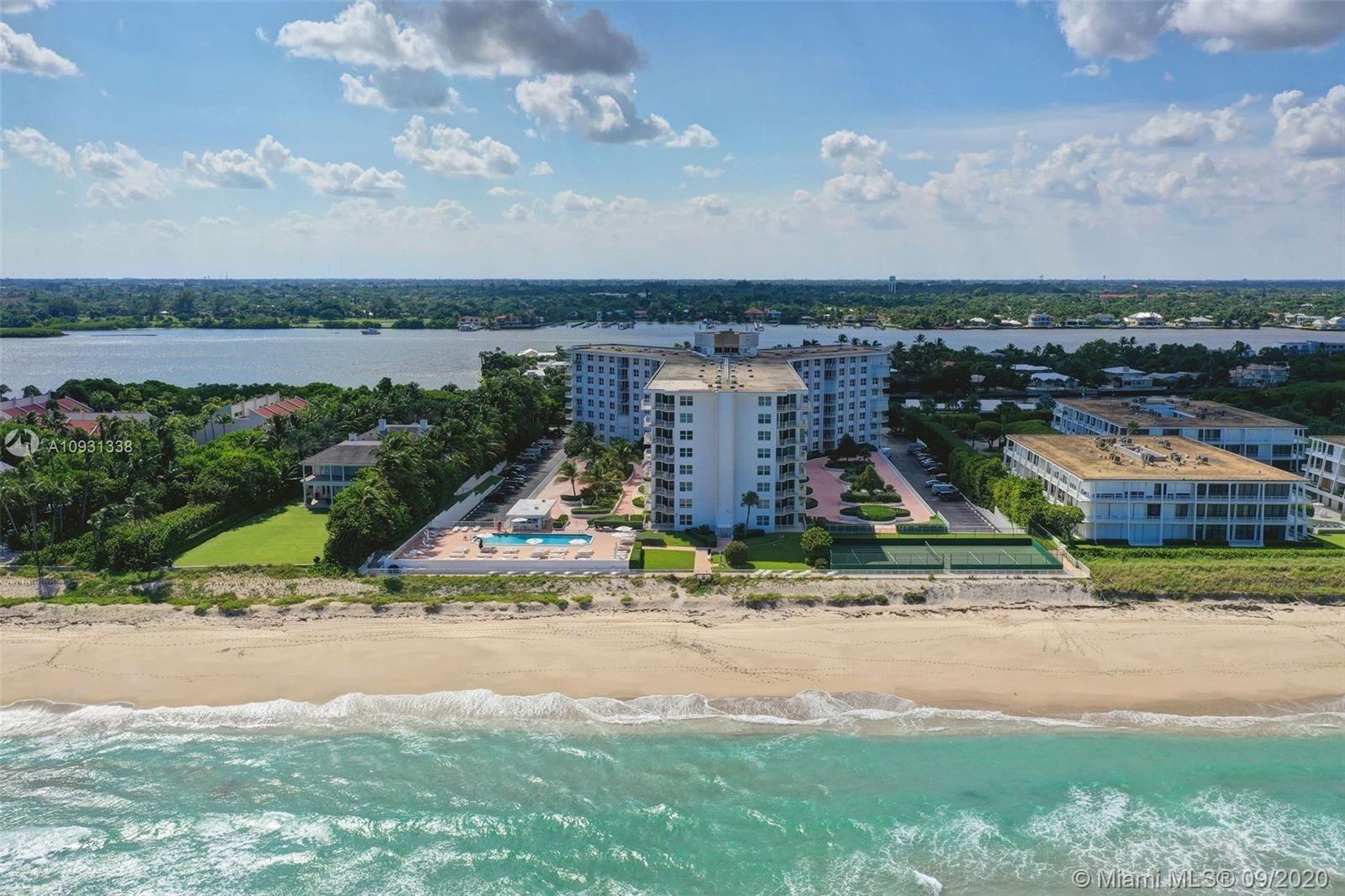 2295 S Ocean Blvd #702, Palm Beach, FL 33480 - #: A10931338
