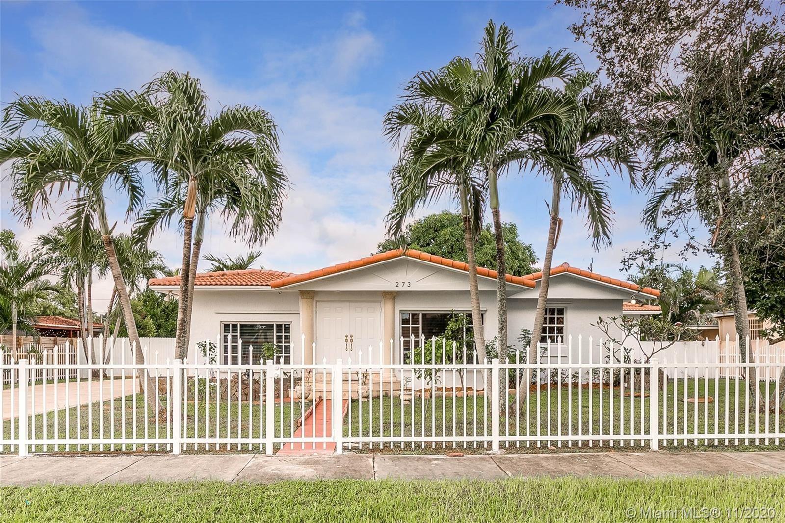 273 NW 63rd Ct, Miami, FL 33126 - #: A10949338