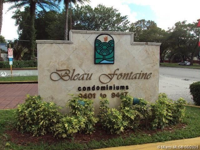 9435 Fontainebleau Blvd #202, Miami, FL 33172 - #: A11053338