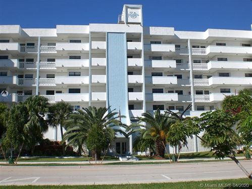 Photo of 17900 N BAY RD #506, Sunny Isles Beach, FL 33160 (MLS # A10590339)