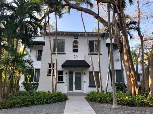 Photo of 3669 Poinciana Ave #5A, Miami, FL 33133 (MLS # A10863339)