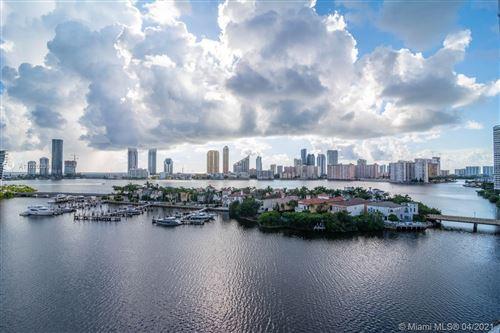 Photo of 7000 Island Blvd #1005, Aventura, FL 33160 (MLS # A11026339)