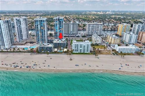 Photo of 2101 S Surf Rd #PHD, Hollywood, FL 33019 (MLS # A11047339)