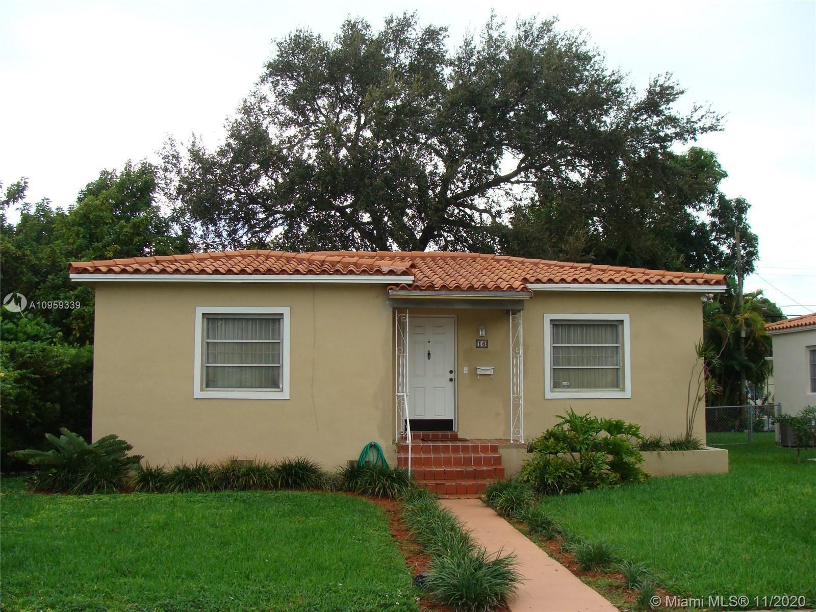 16 Alcantarra Ave, Coral Gables, FL 33134 - #: A10959339