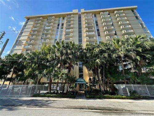 Photo of 2350 NE 135th St #1211, North Miami, FL 33181 (MLS # A11076340)