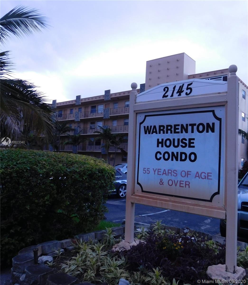 2145 Pierce St #117, Hollywood, FL 33020 - #: A10923340