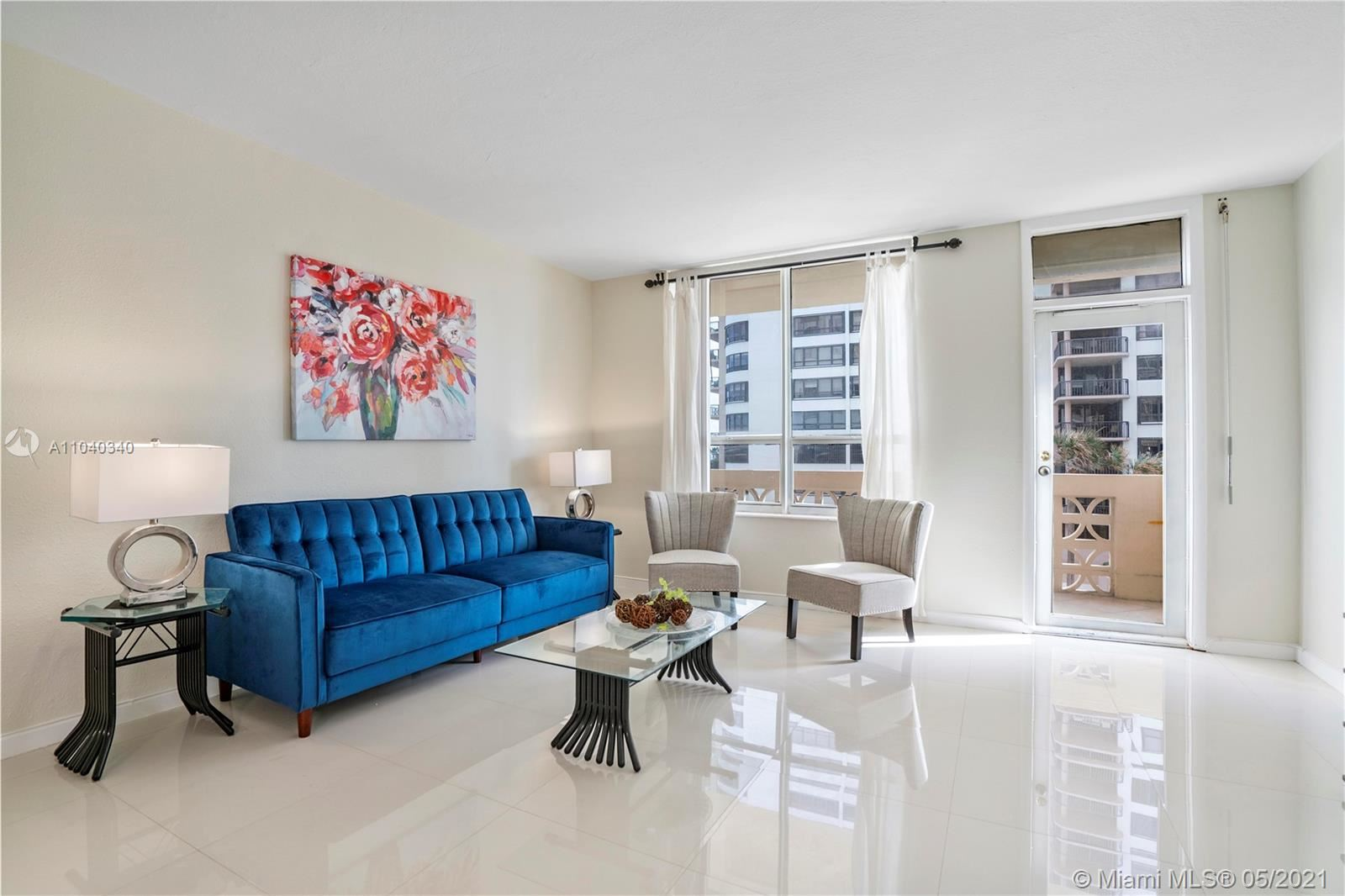Photo of 10185 S Collins Ave #515, Bal Harbour, FL 33154 (MLS # A11040340)