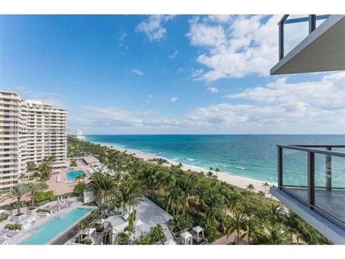 Photo of 9703 Collins Ave #901, Bal Harbour, FL 33154 (MLS # A10989341)