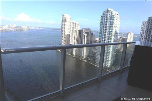 Photo of 300 S Biscayne Blvd #T-2812, Miami, FL 33131 (MLS # A11095341)