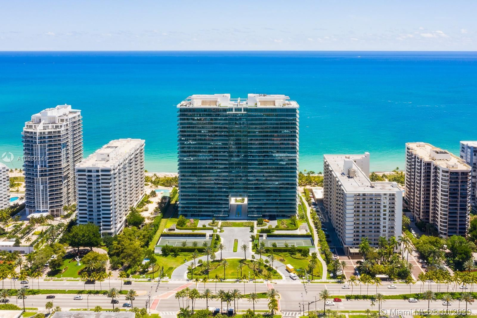 Photo of 10203 Collins Ave #311, Bal Harbour, FL 33154 (MLS # A10950341)