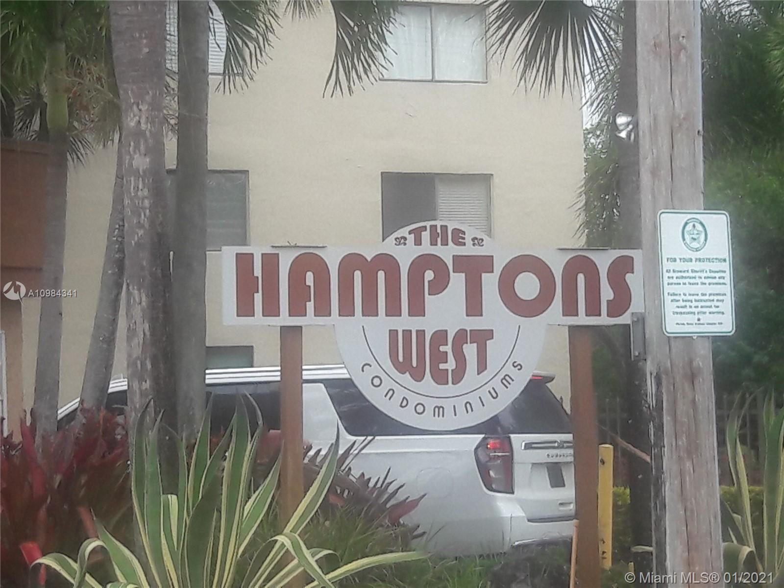 Photo of 8010 Hampton Blvd #504, North Lauderdale, FL 33068 (MLS # A10984341)